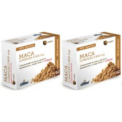 MACA 3000 mg. 2 x 60 Cáps. NATURE ESSENTIAL