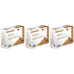 MACA 3.000 mg 3 x 60 Cáps. NATURE ESSENTIAL