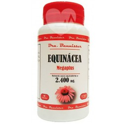 EQUINACEA/ECHINACEA 2.400 mg. 60 Cáps. Dra. BANNISTER
