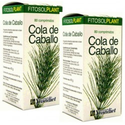 COLA DE CABALLO 500mg. 2 x 100 Comp. Sotya