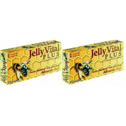 JALEA REAL JELLY VITAL PLUS 2.000mg. 2 x10 amp. YNSADIET