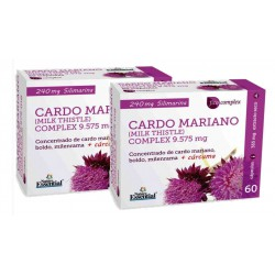 CARDO MARIANO COMPLEX 400mg 60 cap Nature Essential